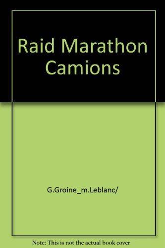 1er raid marathon: G.Groine_m.Leblanc/