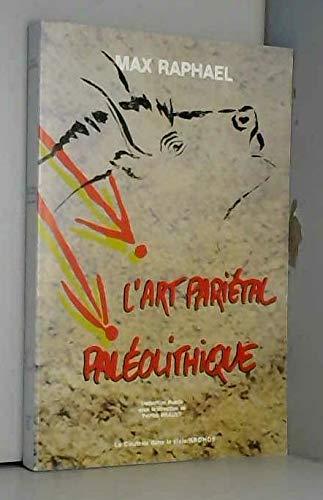 9782901167563: Trois essais sur la signification et l'art pariétal paléolithique (French Edition)