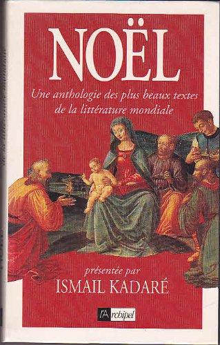 9782901241829: NOEL - ANTHOLOGIE LITTERATURE MONDIALE