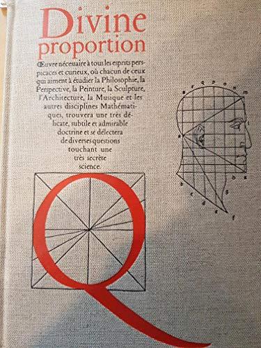 Divine Proportion: Luca Pacioli