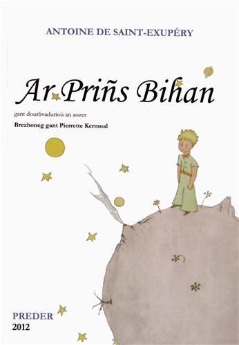 9782901383789: Ar Prins Bihar(principito bretón)
