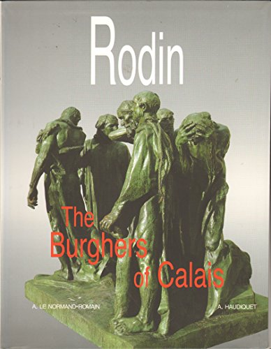 9782901428718: Rodin: The Burghers of Calais