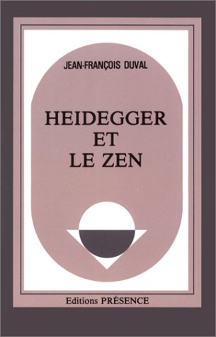 9782901696315: Heidegger et le zen