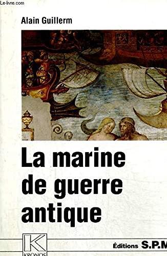 9782901952091: La marine de guerre antique (Kronos) (French Edition)