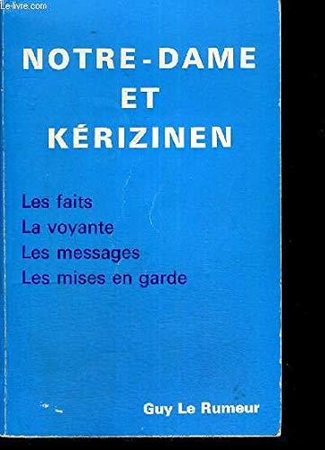 9782902090006: Notre-Dame et K�rizinen