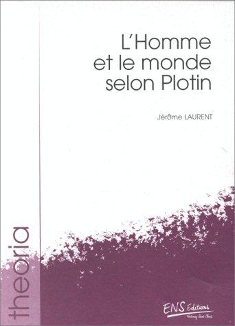 9782902126583: L'Homme et le monde selon Plotin (Theoria)