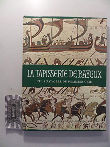 9782902171002: The Bayeux Tapestry and the Battle of Hastings, 1066
