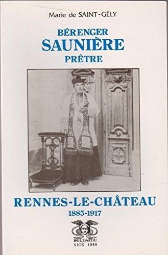 9782902296873: B�renger Sauni�re : 1855-1917