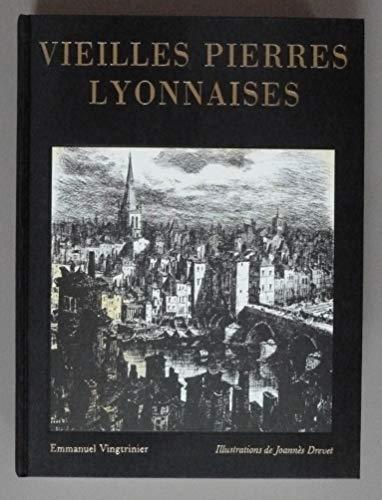 9782902572014: Vieilles pierres lyonnaises (Vieilles villes de France)