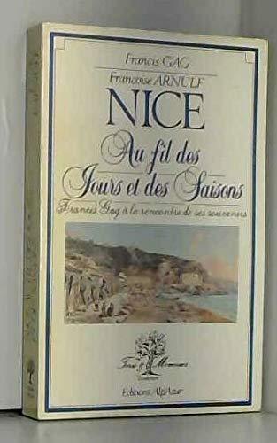 9782902700110: Nice au fil des jours et des saisons (Terre et memoires) (French Edition)