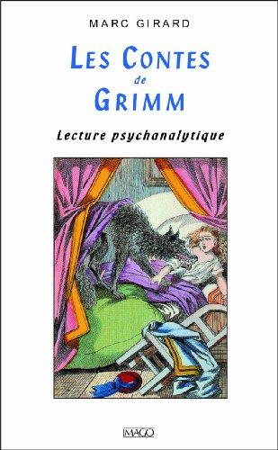 9782902702633: Les contes de Grimm: Lecture psychanalytique (French Edition)