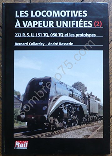 9782902808021: Locomotives a Vapeur Unifiees 232 Rsu...