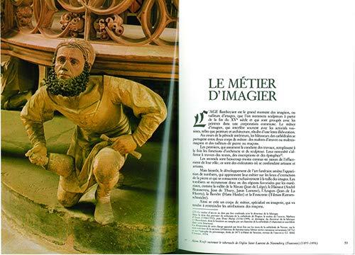 La sculpture flamboyante Vol 1 Les grands imagiers d'Occident: Baudoin Jacques