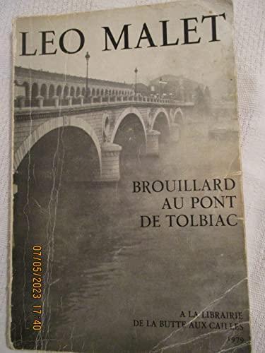 9782902928019: Brouillard au pont de Tolbiac