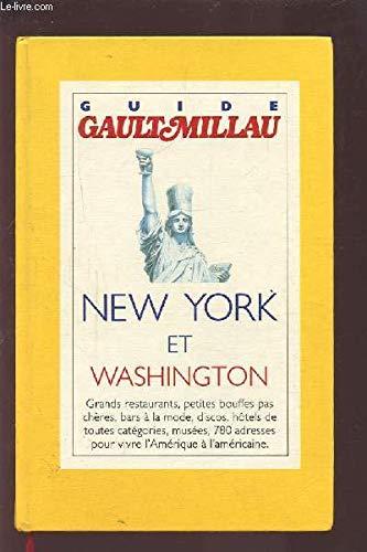 9782902968244: Guide gault millau new york washington
