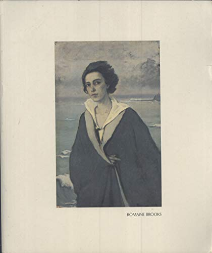 Romaine Brooks, 1874-1970: Poitiers, Muée Sainte-Croix, 27 juin-30 septembre 1987: Brooks, ...
