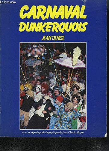 9782903077402: Carnaval dunkerquois