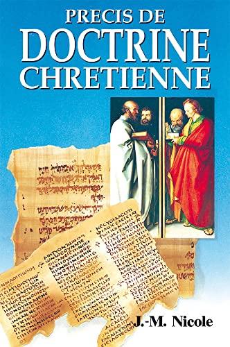 Precis de Doctrine Chretienne: Nicole Jules-Marcel
