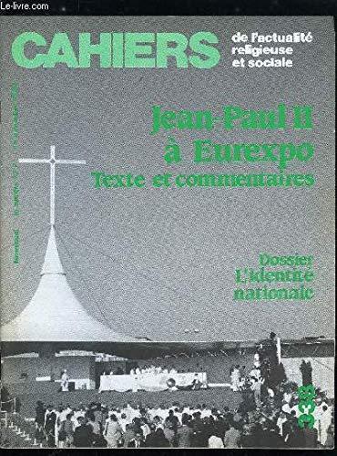 9782903115081: Jean-Paul II en France: Du 30 mai au 2 juin 1980 (French Edition)