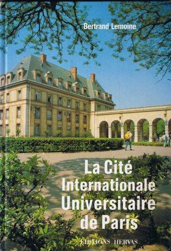 9782903118525: La Cite internationale universitaire de Paris (French Edition)