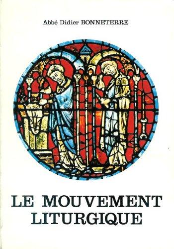 9782903122010: Le mouvement liturgique