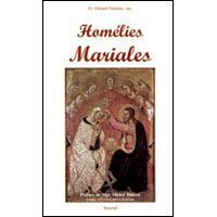 9782903242343: Homelies, mariales (French Edition)