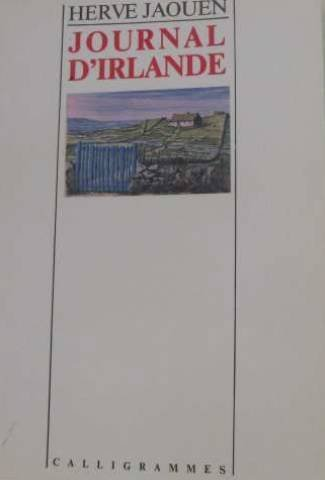 9782903258719: Journal d'Irlande