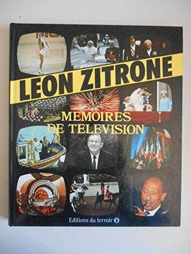 9782903283148: Memoires de television (French Edition)
