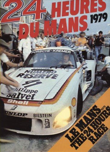 9782903356019: The Le Mans 24 Hour Race 1979