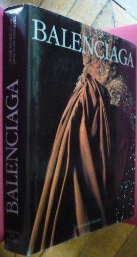 9782903370398: Cristobal Balenciaga (Mode)