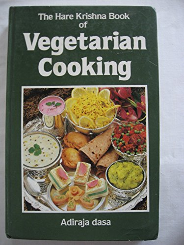 9782903384135: The Hare Krishna Book of Vegetarian Cooking