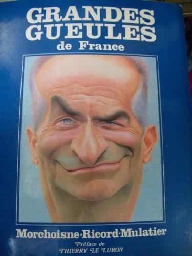 9782903403010: Grandes gueules de France
