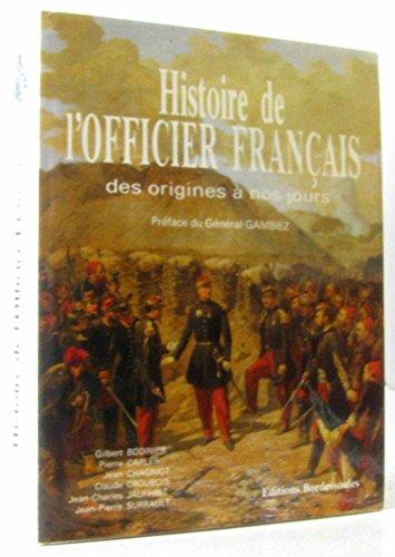 9782903504267: Histoire de officier français