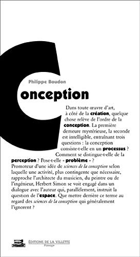 9782903539733: Conception