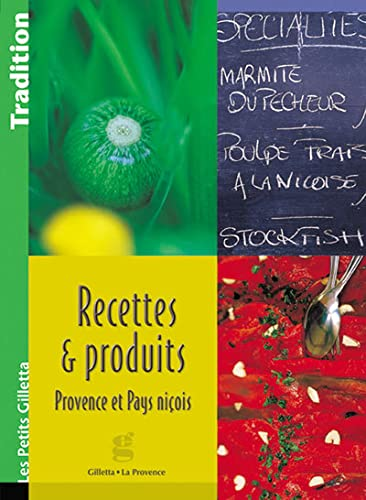 9782903574697: Recettes Produits Provence Pays Nic (French Edition)