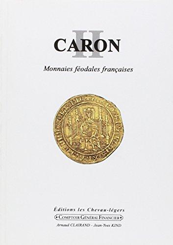 caron ii, monnaies feodales francaises: Caron/Clairand