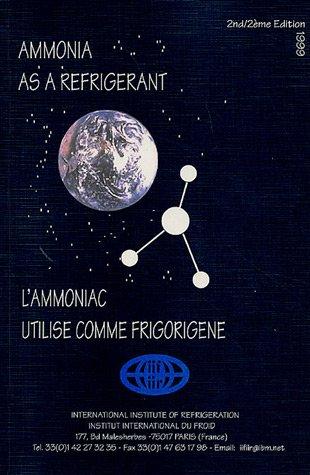 9782903633998: Ammonia as a Refrigerant