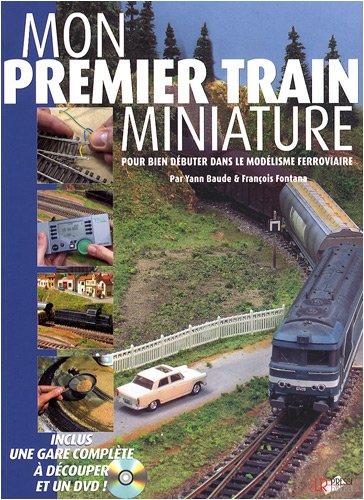 9782903651527: Mon premier train miniature (1DVD)