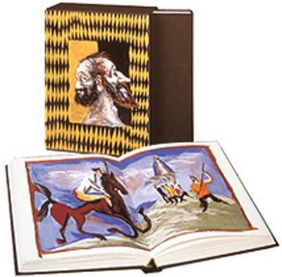 L'Ingénieux Hidalgo Don Quichotte de la Manche (2903656231) by Gérard Garouste; Miguel de Cervantès Saavedra