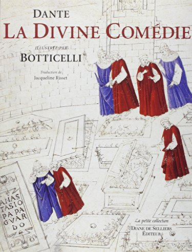 La Divine Comédie de Dante illustrée par: Alighieri Dante; Jacqueline