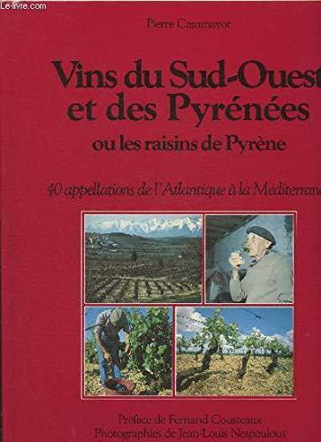 9782903716066: Les vins du Sud-Ouest et des Pyrénées