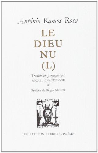 9782903721381: Le Dieu nu (l)