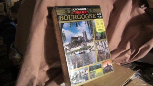 9782903795382: Dictionnaire d'Amboise : Bourgogne