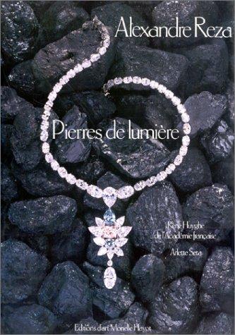 Alexandre Reza: Pierres de lumiere (French Edition): Seta, Arlette