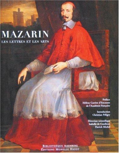 9782903824532: Mazarin les Lettres et les Arts