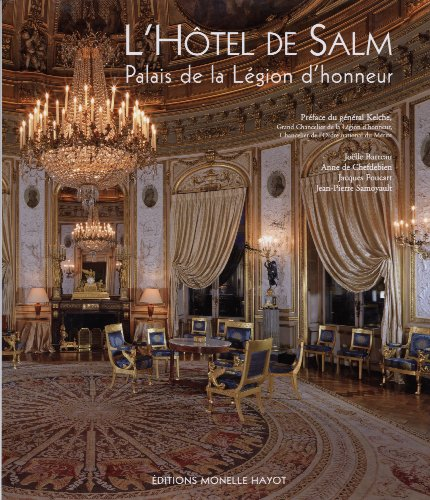 L'Hôtel de Salm : Palais de la: Joëlle Barreau; Anne