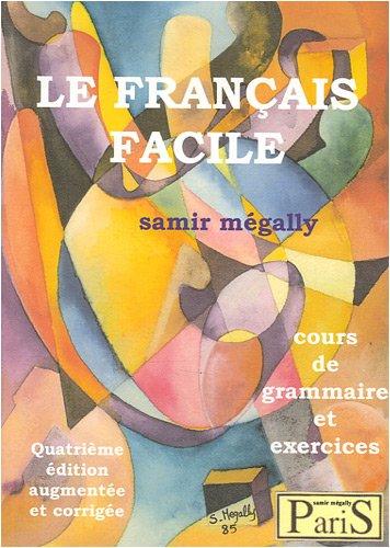 9782903841003: Français facile - cours de grammaire et exercice, (le) + CD