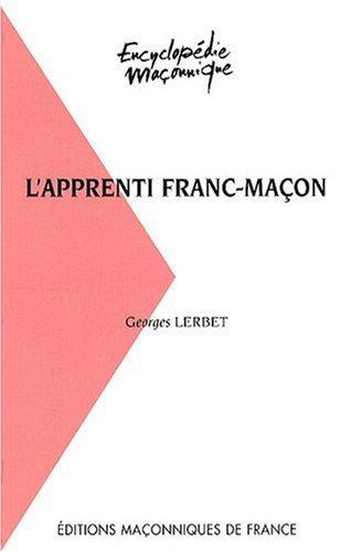 9782903846275: L'apprenti franc maçon
