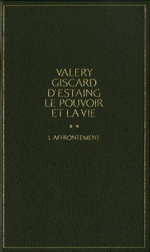 Le Pouvoir et la vie, tome 2, boîte de luxe: Giscard d'Estaing, Valéry