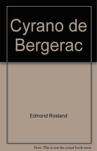 9782903866556: Cyrano de Bergerac